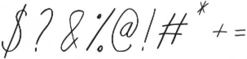 Keyf Bold otf (700) Font OTHER CHARS