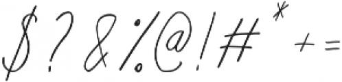 Keyf Bold ttf (700) Font OTHER CHARS