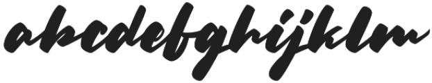 Keyline otf (400) Font LOWERCASE
