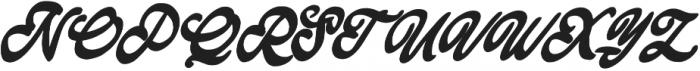 Keyrey otf (400) Font UPPERCASE