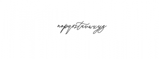 Keraton Font LOWERCASE