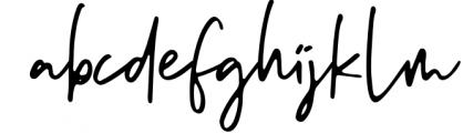 Keisha Sierra Font Font LOWERCASE