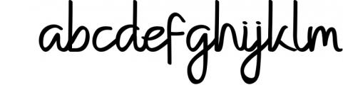 Kempton 1 Font LOWERCASE