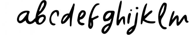 Keto Life Font Font LOWERCASE