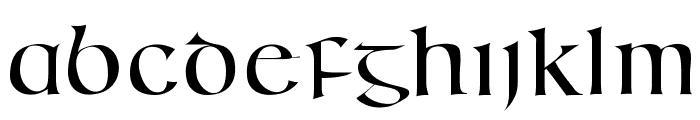 Kells SD Font UPPERCASE