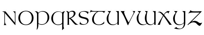 KellsFLF Font UPPERCASE