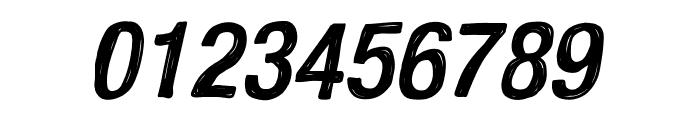 Kelpotico Italic Font OTHER CHARS