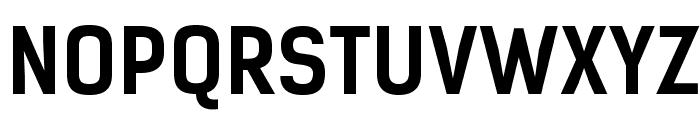 KelsonSans-Bold Font UPPERCASE