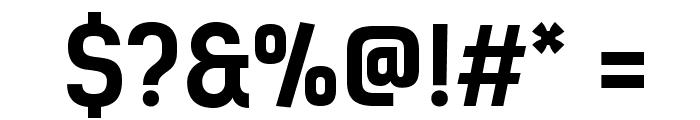 KelsonSans-BoldBG Font OTHER CHARS