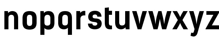 KelsonSans-Bold Font LOWERCASE
