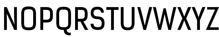 KelsonSans-Regular Font UPPERCASE