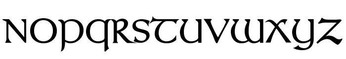 Kelt Bold Font UPPERCASE