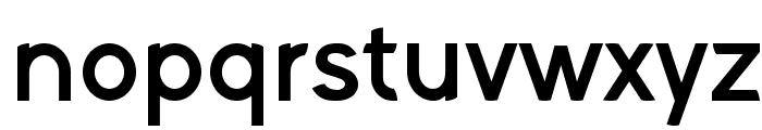 Kelvetica Font LOWERCASE