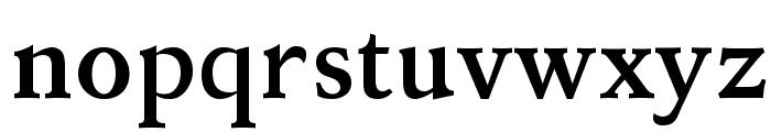 Kelvinch Bold Font LOWERCASE
