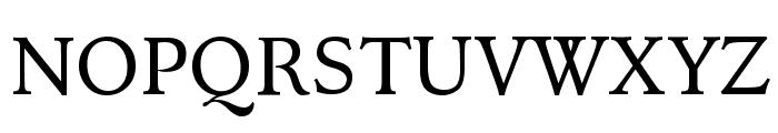 Kelvinch Font UPPERCASE
