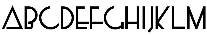 KendraSCapsSSK  Bold Font UPPERCASE