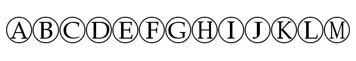 KensingtonTest Regular Font LOWERCASE