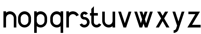 KentekenSmitsTweeduizendDertien Font LOWERCASE
