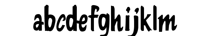KentuckyFriedChickenFont Font LOWERCASE