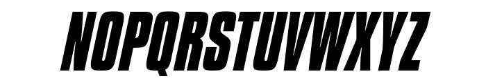 KenyanCoffee-BoldItalic Font UPPERCASE