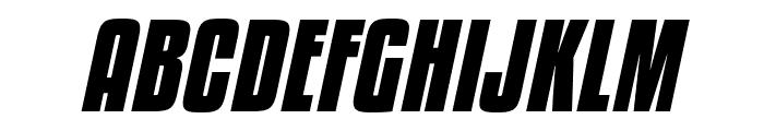 KenyanCoffeeRg-BoldItalic Font UPPERCASE