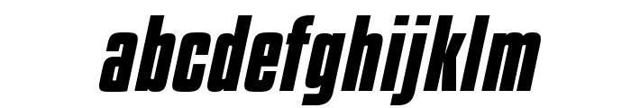 KenyanCoffeeRg-BoldItalic Font LOWERCASE