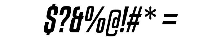 KenyanCoffeeRg-Italic Font OTHER CHARS