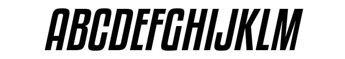 KenyanCoffeeRg-Italic Font UPPERCASE
