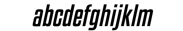 KenyanCoffeeRg-Italic Font LOWERCASE