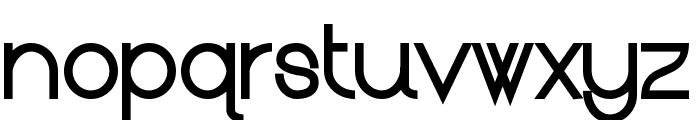Kerater Medium Font LOWERCASE