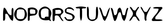 Kevin Font UPPERCASE