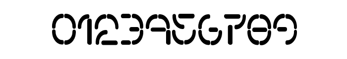 Kevlr Suit Font OTHER CHARS