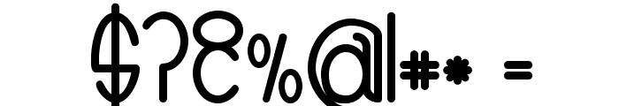 Keyla-Bold Font OTHER CHARS