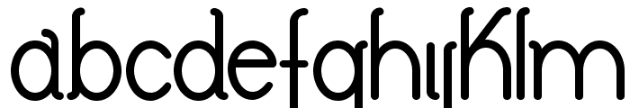 Keyla-Bold Font LOWERCASE