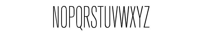 Keytin Font UPPERCASE