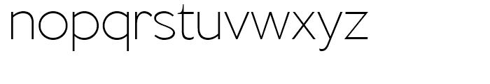 Keep Calm Light Font LOWERCASE