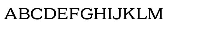 Kelvingrove Regular Font LOWERCASE