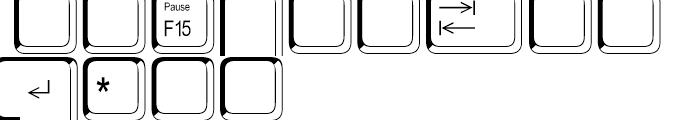 Keystrokes Shadow Extra Font LOWERCASE