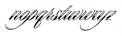 Keepsake Regular Font LOWERCASE