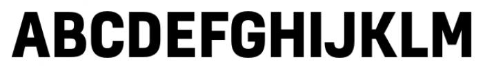 Kelson Bold Font UPPERCASE