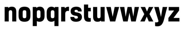 Kelson Bold Font LOWERCASE