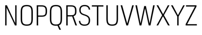 Kelson Light Font UPPERCASE