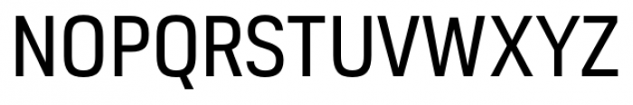 Kelson Regular Font UPPERCASE