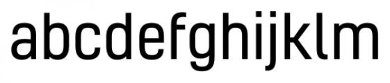 Kelson Regular Font LOWERCASE