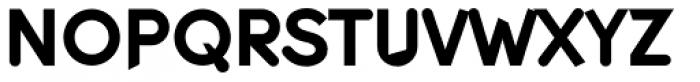 Keedy Sans Regular Font UPPERCASE