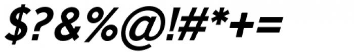 Keep Calm Medium Italic Font OTHER CHARS