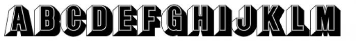 Keepon Truckin NF Font UPPERCASE