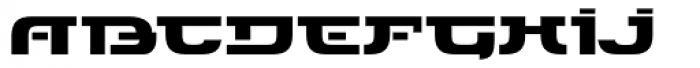 Keet Heavy Font UPPERCASE