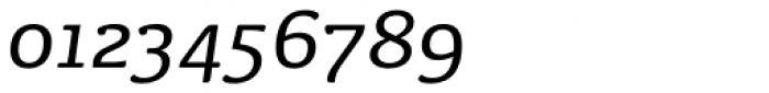 Kefa II Pro Italic Font OTHER CHARS
