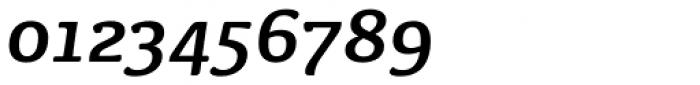 Kefa II Pro SemiBold Italic Font OTHER CHARS